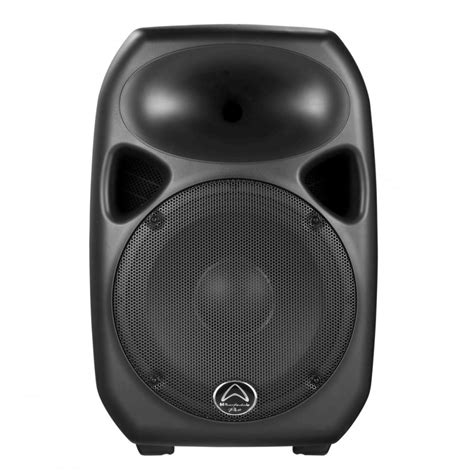 Speaker Aktif Wharfedale Titan 12 titan 12 quot active speakers 1000w x1204usb live mixer stands leads