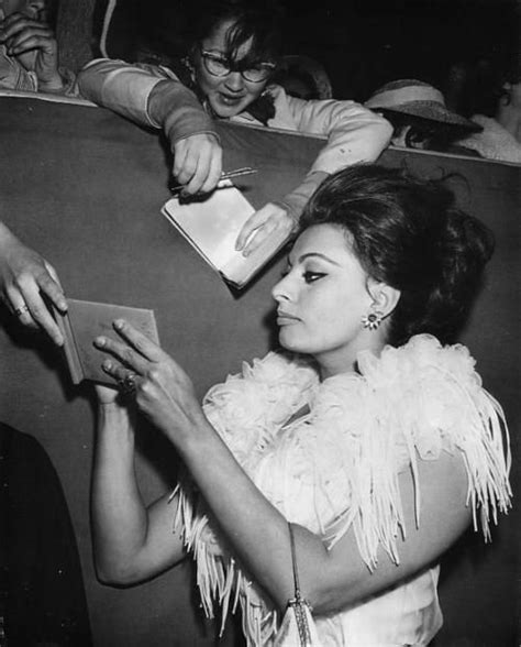 libro heinz koster berlinale 1954 1967 sophia loren firmando aut 243 grafos gracias italia italia cine y gracias