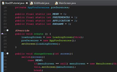 tutorial java libgdx full libgdx game tutorial project setup game development