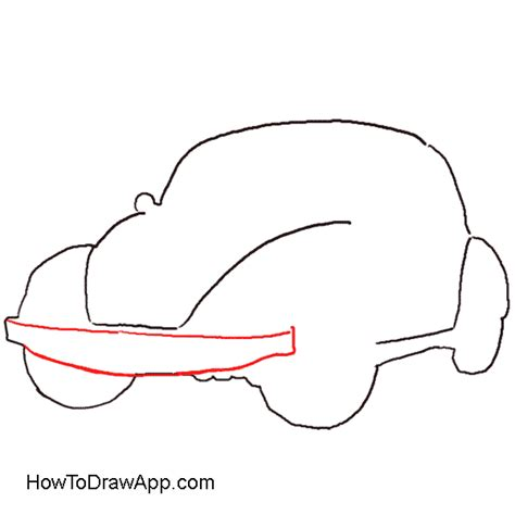 volkswagen bug drawing how to draw a volkswagen beetle aka volkswagen bug
