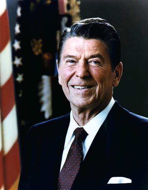 News, Maxwell Gunter Cops: President Ronald Reagan Visits