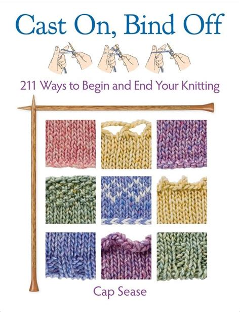 casting off in pattern knitting 25 best ideas about to cast on pinterest casting on
