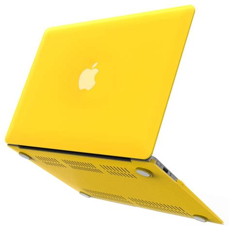 Aksesoris Yellow For Macbook Air 13 Inch frosted shell apple macbook air 13 inch yellow