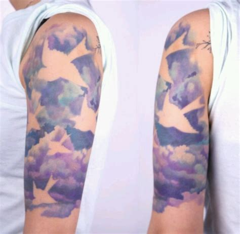 clouds background tattoo designs background clouds ideas beautiful