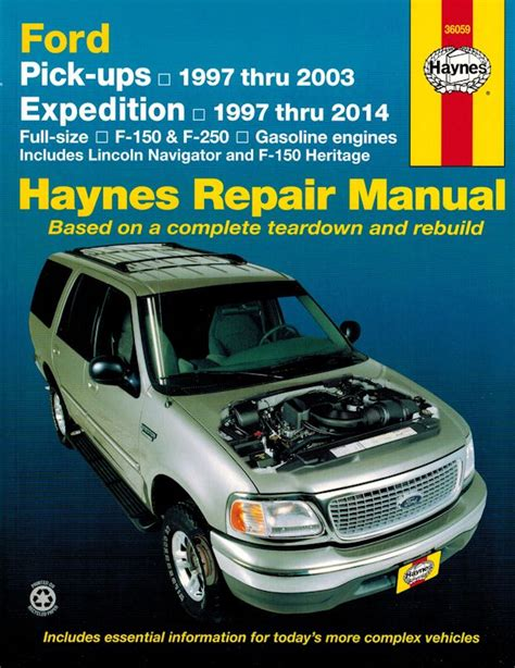 motor auto repair manual 2004 ford f250 on board diagnostic system ford f150 f250 expedition navigator repair manual 1997 2014
