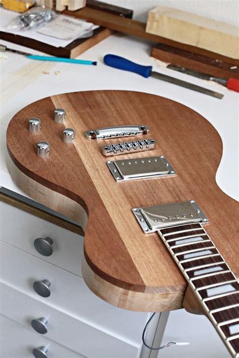 How To Make A Handmade Guitar - guitar for beautiful guitars