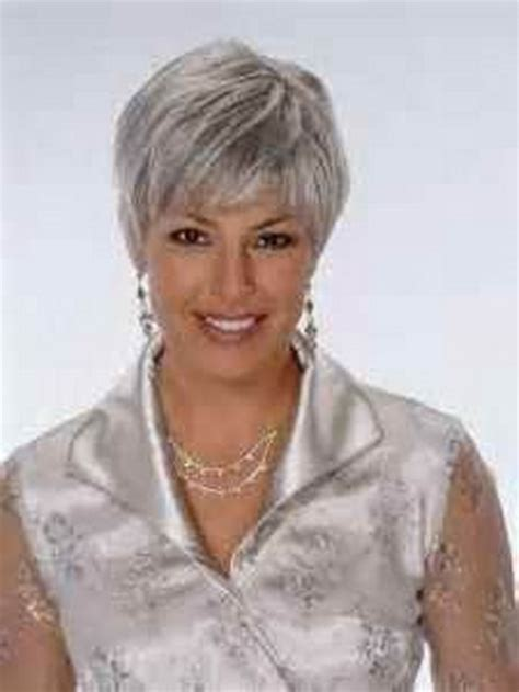 short hair styles for women over 50 gray hair short gray hairstyles for women
