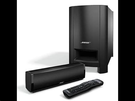 bose cinemate  home theater speaker system product