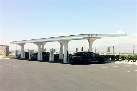 Tesla Recharge Stations Tesla Charging Stations 28 Images World S Largest