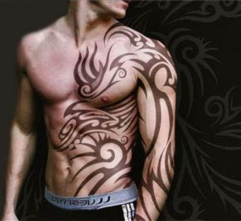 tribal tattoo for men the cool artistic ones tattoo iokoio cool tattoos designs for guys
