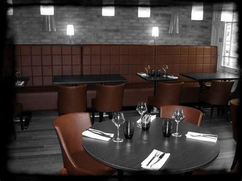 restaurant banquettes nos r 233 alisations de mobilier professionnel chr banquettes