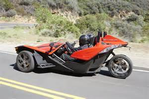 new 3 wheeled car polaris unveils a 3 wheel roadster and expands the indian