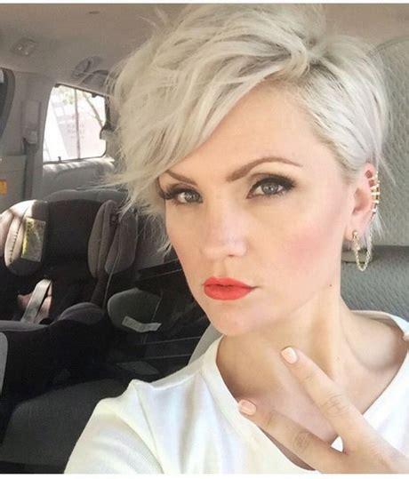 pixie haircut with feminine neck line love it when they feminine pixie cut