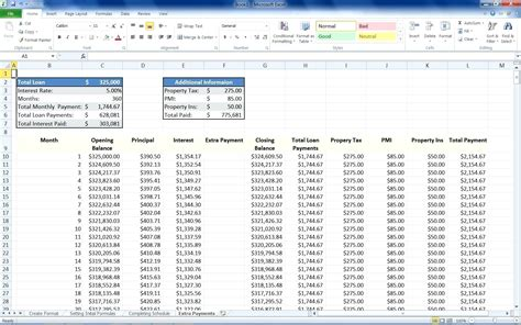 create a car loan calculator in excel using the sumif function part 2