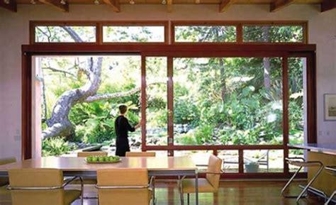Big Glass Door Adorable Patio Door Ideas For Your Beautiful Home Big Glass Sliding Patio Door Sliding Doors
