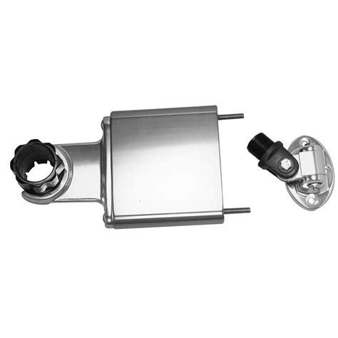 rupp standard antenna mount support w 4 way base spacer 1 5 quot collar pak 0002