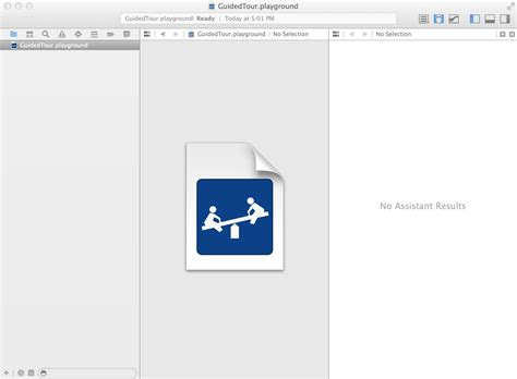 xcode tutorial ibook xcode swift tutorial quot guidedtour playground quot does