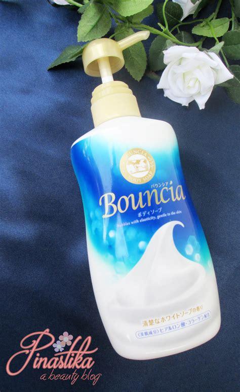Bouncia Soap 550ml pinastika cowstyle bouncia soap review