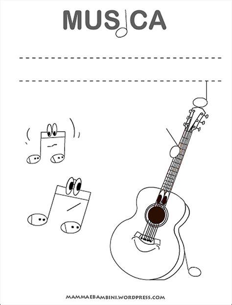 copertina da copertina quaderno di musica mamma e bambini