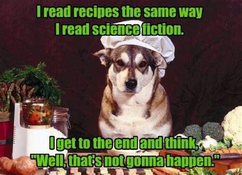 Dog Cooking Meme - 17 best cooking memes images on pinterest julia childs