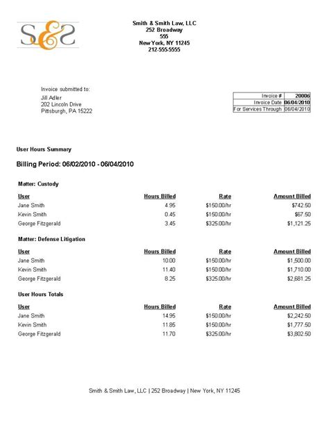 billable hours template billable hours invoice template excel rabitah net
