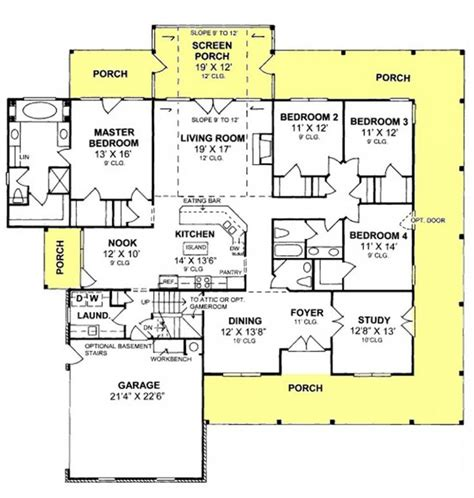 floor plan interest 231 best home plans images on house floor plans luxamcc