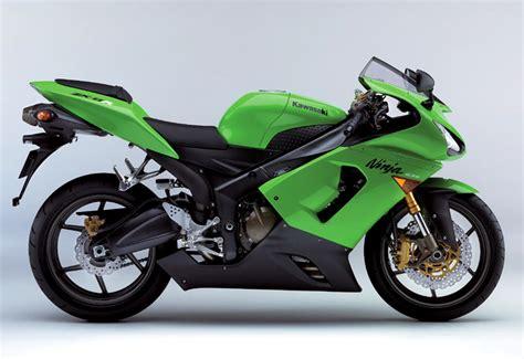 Kawasaki Ninja Zx6r Zx 6 R 2005 2006 Motorcycle
