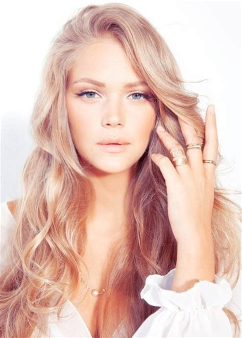 i would love to have this hair color beauty love this chagne hair color hair and cosmetics
