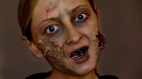 makeup tutorial trucco halloween zombie youtube halloween zombie makeup tutorial youtube