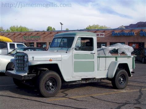 1950 Jeep Truck Modal Title