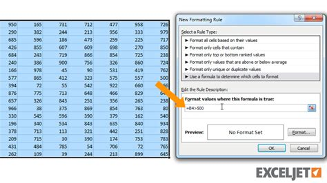 excel format using formula excel tutorial how to use a formula with conditional