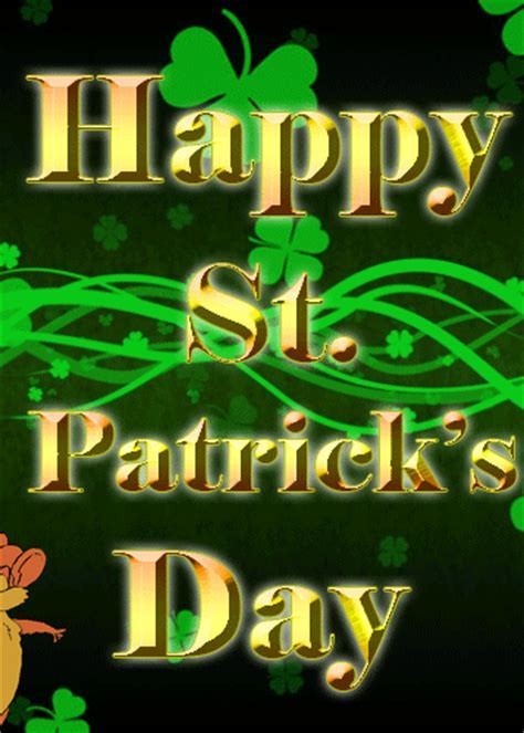 Dancing Partners! Free Happy St. Patrick's Day eCards