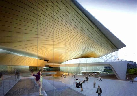 Drawing Center by Gallery Of Sejong Center Winning Dmp