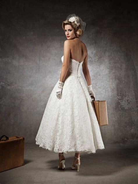 Backyard Wedding Dresses Guest Tea Length Wedding Dresses Cherry Marry