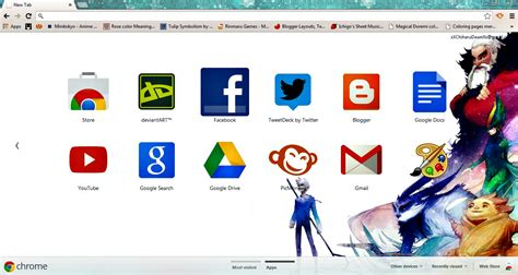 themes google chrome 2013 rotg google chrome theme by xxchiharudawnxx on deviantart
