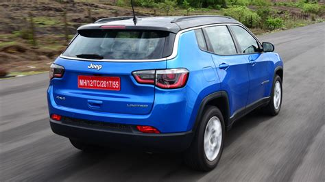 Jeep Mileage Jeep Compass Price In India Launched Design Images Mileage