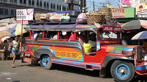 philippine jeepney interior what you need to to start a business in the philippines