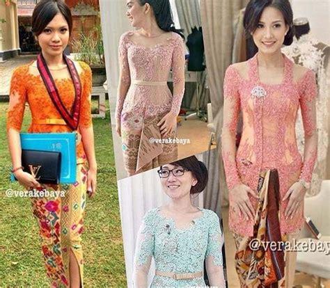 Baju Pesta Vera Wang model vera kebaya wisuda trendy model kebaya modern kebaya models and 30th