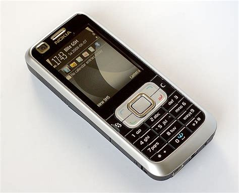 nokia 6120 classic mobile themes end of the road for rc4