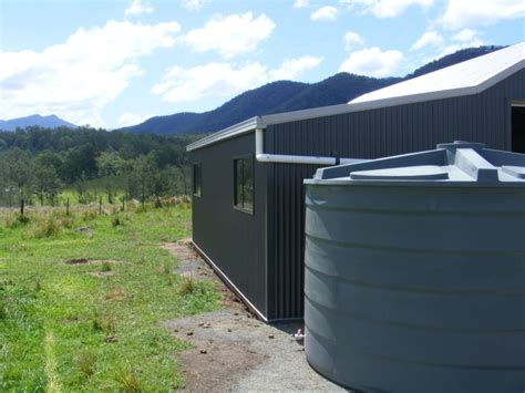 Steel Sheds Australia by The Aussie Barn Option Steel Sheds In Australia