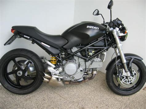 Motorrad Tuning Eintragen by Monster Multistrada Streetfighter Kurzes Heck