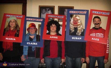 ideas de disfraces  familias  grupos fotos