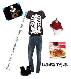 Undertale Undyne Loser With Hearth 2 Sweater stella jean steve madden and polyvore on