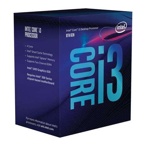 Intel I3 8100 Box Socket 1151 Generation Coffe Lake intel i3 8100 s 1151 coffee lake 4