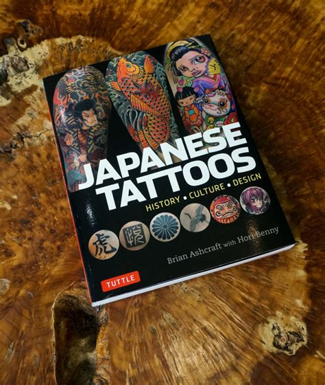 japanese tattoo history book japanese tattoos hori benny