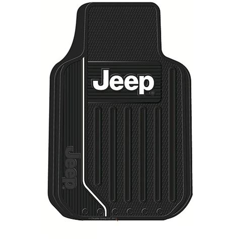 Floor Mats For Cars Walmart plasticolor jeep elite universal floor mats walmart