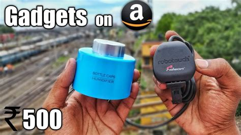 gadgets on amazon 4 cool gadgets under 500 rupees on amazon a2z mobile stuff