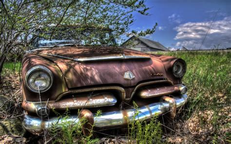 rusty car 1920x1200 rust chevrolet desktop pc and mac wallpaper