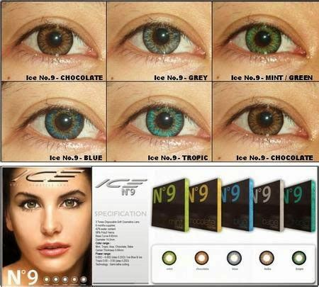 No 8 Blue By Exoticon a lens softlens shop produk x2 exoticon best seller n 8