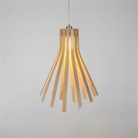 Flux Light by 20 Easy And Sculptural Wooden Pendant Lights Decor Advisor